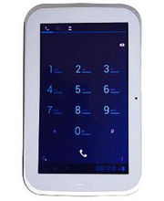 Ambrane AC-777 (2G Calling) Android Tablet, white, 4 gb
