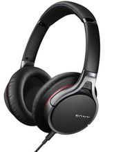Sony MDR-10RNC Noise Cancelling Headphones, black