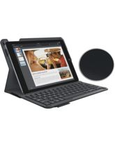 Logitech Type+ Protective case for iPad Air 2 with integrated keyboard, black