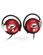 iBall i576MV High quality clip type Headphone with microphone