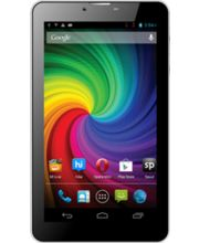 Micromax Funbook Mini P410i 3g calling Tablet, black