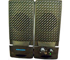Adcom AS-1500 2.0 multimedia Speaker, black
