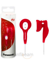 Panasonic Ear Candy Earphone Headphone For IPods,MP3