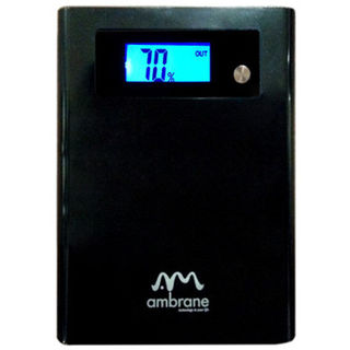 Ambrane P-1040 USB Portable Power Bank