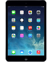 Apple iPad Mini with Retina Display Wifi+ Cellular, space grey, 128 gb