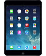 Apple iPad Mini with Retina Display Wifi+ Cellular, space grey, 16 gb