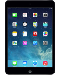 Apple iPad Mini 2 with Retina Display Wifi, 16 gb,  space grey