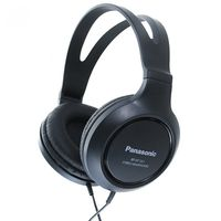 Panasonic RP-HT161E-K Monitor Headphone, 0,  black