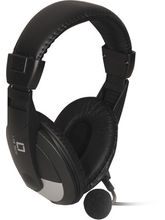 Live Tech HP16 Wired Headset, black