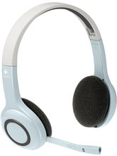 Logitech I Pad Wireless Headset - Ice Blue
