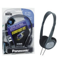 Panasonic Headphone W/Deep Bass For IPods, MP3