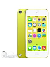 Apple iPod touch, yellow, 16 gb