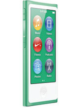 Apple iPod Nano 16GB (Green) (16 GB, Green)