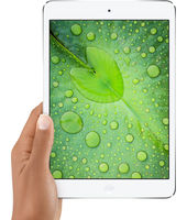 Apple iPad Mini with Retina Display Wifi+ Cellular, silver, 128 gb