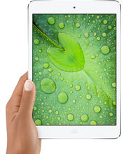 Apple iPad Mini with Retina Display Wifi, silver, 16 gb