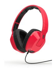 Skullcandy Crusher Headphone, Red