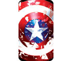 Portronics Disney Power Slice Avengers - Captain America Shield, multicolor