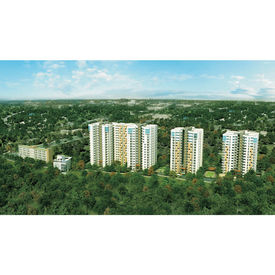 D. N. Homes Private Limited - Oxy Park - Bhubaneswar - 4BHK Servant - Booking Voucher