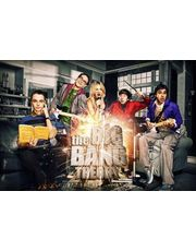 The Big Bang Theory- Music Band