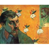 Les Miserables by Paul Gauguin, 23 x 18 inches