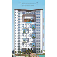 RJ Developers - RJ Lake Gardenia - Bangalore Sky Condominiums - Sky Condominiums - 3 BHK - Booking Voucher