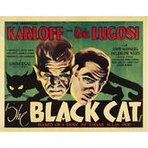 Black Cat, The (1934), 23 x 18 inches