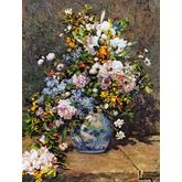Spring Bouquet by Renoir, 18 x 24 inches