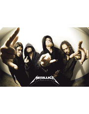 METALLICA fish eye