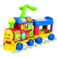 Winfun Win-Walker Ride Learning Train, multicolor