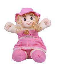Joy Soft Baby Doll, pink