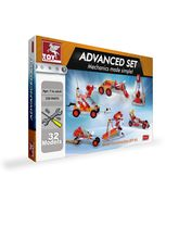 Toy Kraft Advanced Set, Multicolor