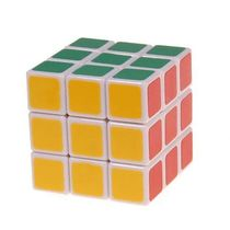 Shine World 3X3 Cube Puzzle Game For Kids And Adults, multicolor