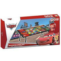 Itoys Cars Multipurpose Gaming Table, multicolour