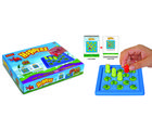 Buddyz Solitaire Jumping Game for Kids, multicolor