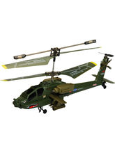 Saffire 3 Channel Beast Helicopter, Jade Green