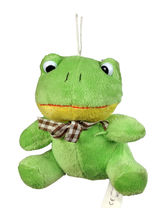 Soft Buddies Frog Car Hanging, Multicolor