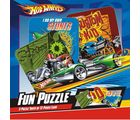 Hot Wheels Fun Puzzle (Multicolor)