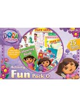 Dora The Explorer Activity Fun Pack-2
