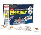 Animal Family Memory (Multicolor)