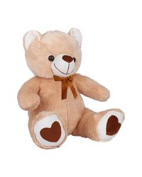 Ultra 22 inches Soft Cute Angel Teddy Bear Toy, camel brown