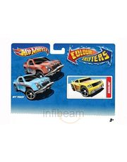 Hotwheels Color Shifters Vehicles Twin Pack Assortment