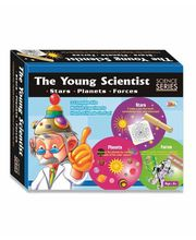 Ekta The Young Scientist Magnetism, Multicolor