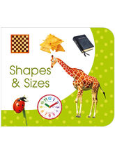 Artfactory Shapes And Sizes, Multicolor