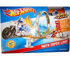 Hot Wheels Moto Super Loop (Multicolor)