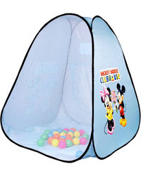 Saffire Play Tent House with Net,  blue