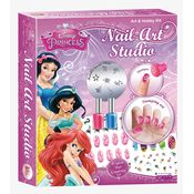 Itoys Disney Princess Nail Art Studio, multicolour