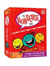 Mad Rat Games The Nonsense Game, Multicolor
