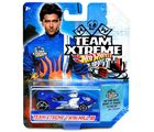 Hot Wheels Team Xtreme Blue Car - TWTW18282, multicolor