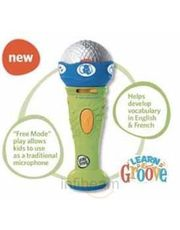 Leapfrog Learn And Groove Microphone