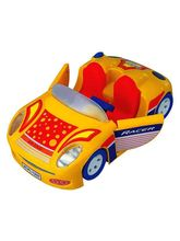 Anand Racer Car, multicolor